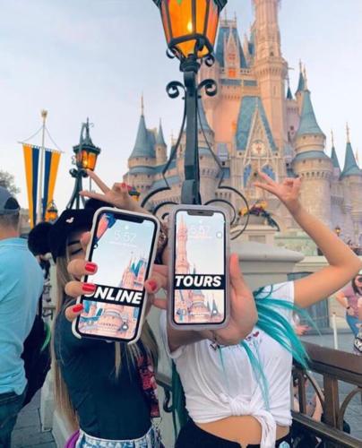 Online Tours - World Disney 2